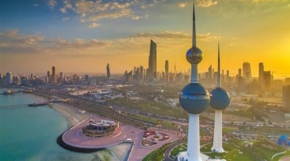 منظر عام للعاصمة الكويتية (أرشيف)