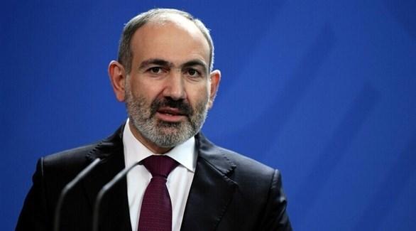 رئيس الوزراء الأرمني، نيكول باشينيان (أرشيف)