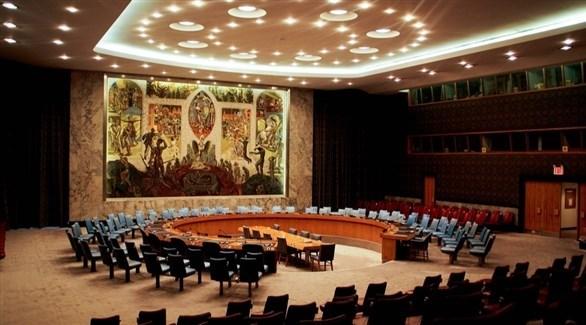 جانب من قاعة مجلس الأمن (أرشيف)