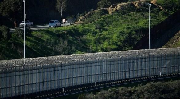 الحدود الأميركية المكسيكية (أرشيف)