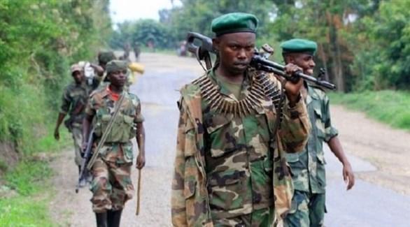 عسكريون في الكونغو الديمقراطية (أرشيف)