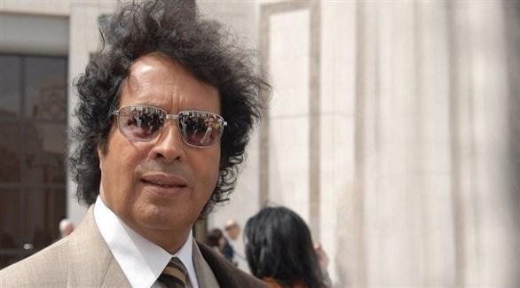المسؤول الليبي السابق أحمد قذاف الدم (أرشيف)