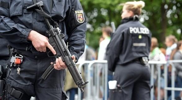 عناصر من الأمن الألماني (أرشيف)