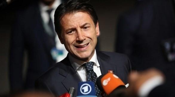 رئيس الوزراء الإيطالي جوزيبي كونتي (أرشيف / غيتي)