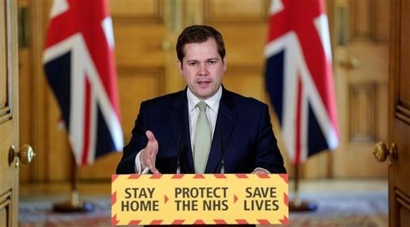 وزير الإسكان البريطاني روبرت غينريك (أرشيف)