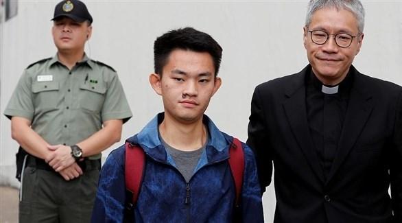 إطلاق سراح شان تونغ كاي من مكان احتجازه هونغ كونغ (أرشيف)