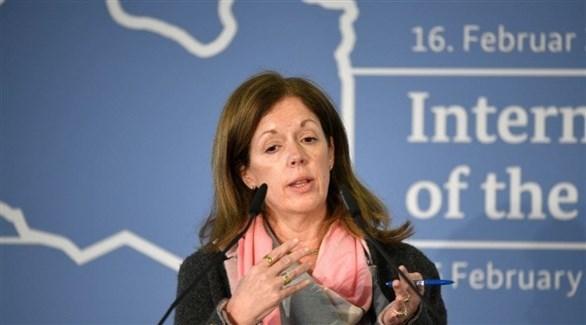 مبعوثة الأمم المتحدة إلى ليبيا بالإنابة ستيفاني وليامز (أرشيف)