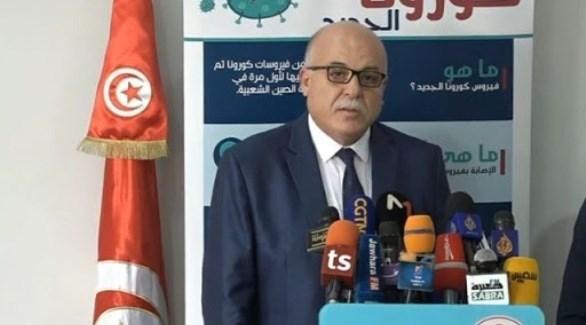 وزير الصحة التونسي فوزي المهدي (أرشيف)