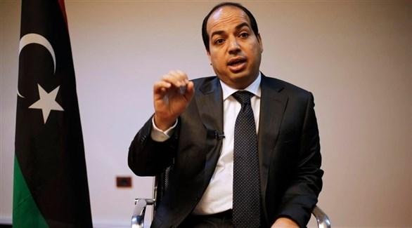 نائب رئيس حكومة الوفاق الليبية أحمد معيتيق (أرشيف)