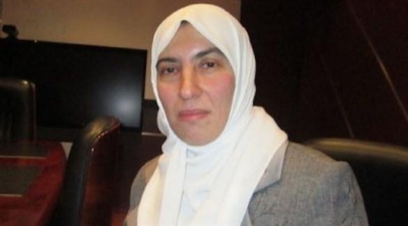 الإخوانية الأردنية ديما طهبوب (أرشيف)