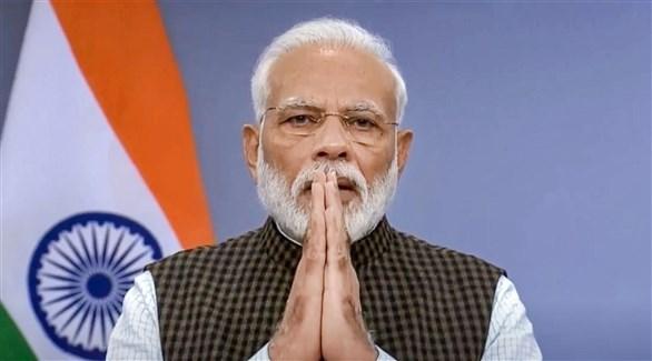 رئيس وزارء الهند، ناريندرا مودي (أرشيف)