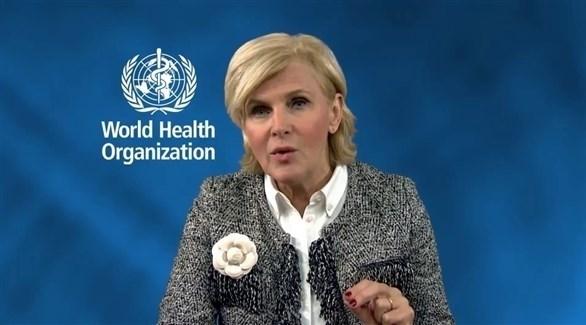 مديرة الصحة العامة والبيئة في منظمة الصحة العالمية ماريا نيرا (أرشيف)