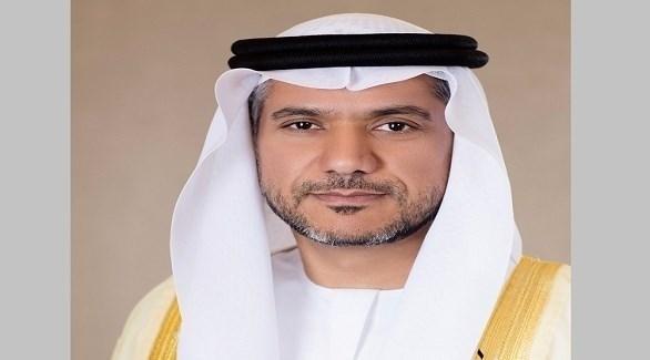رئيس دائرة الطاقة في أبوظبي عويضة المرر (أرشيف)