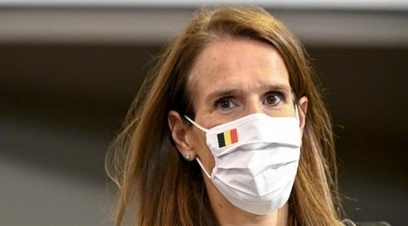 وزيرة خارجية بلجيكا صوفي ويلميس (أرشيف)