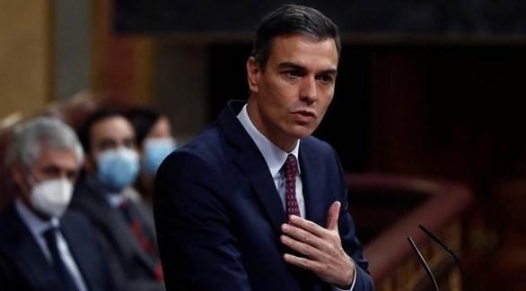 رئيس الوزراء الإسباني الاشتراكي بدرو سانشيز (أرشيف)