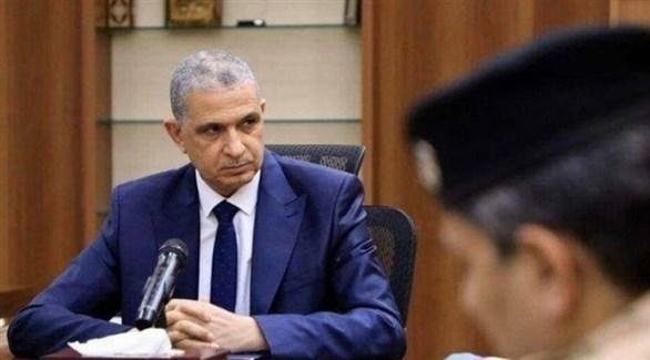 وزير الداخلية العراقي عثمان الغانمي (أرشيف)