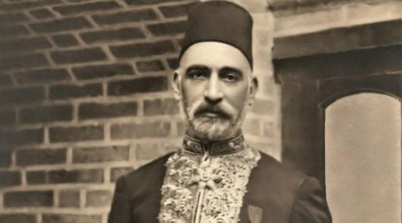 وزير المالية العراقي في العشرينات من القرن الماضي ساسون إسكيل (أرشيف)
