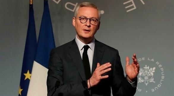 وزير المالية الفرنسي برونو لو مير (أرشيف)