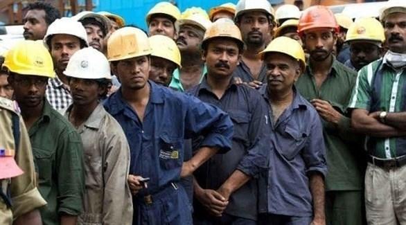 عمال آسيويون (أرشيف)
