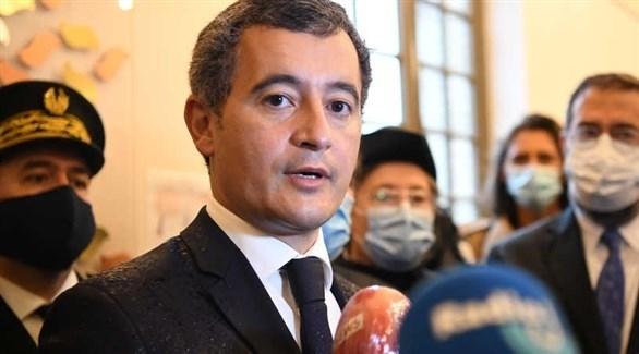 وزير الداخلية الفرنسي جيرالد دارمانان (أرشيف)