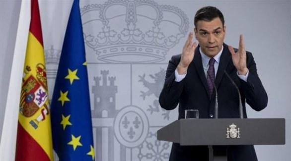 رئيس الحكومة الإسبانية بدرو سانشيز (أرشيف)