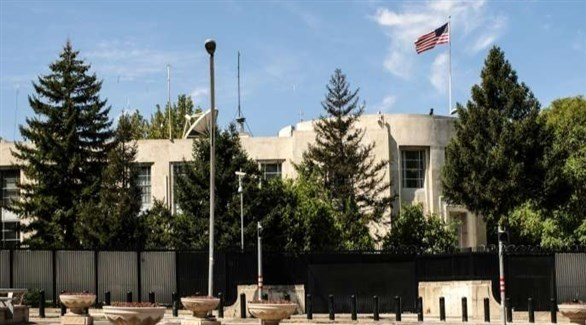 السفارة الأمريكية في أنقرة (أرشيف)