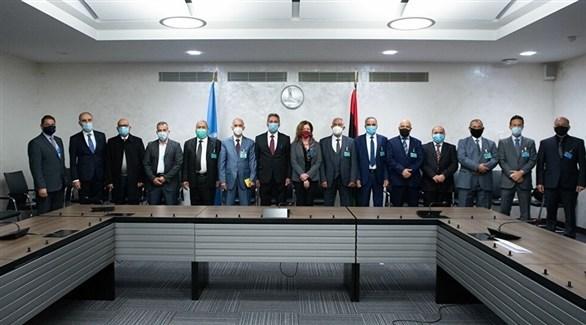 اتفاق السلام الليبي (أرشيف)
