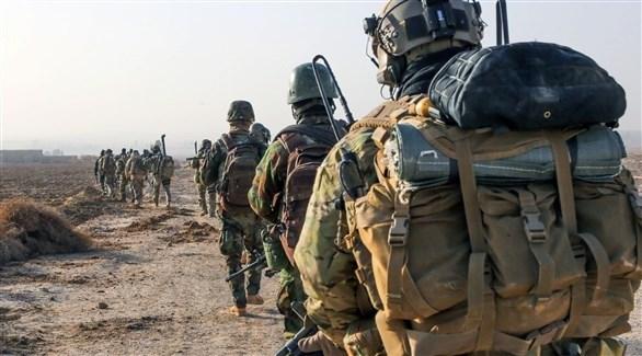 قوات الناتو في العراق (أرشيف)