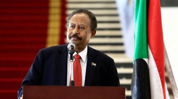 رئيس وزراء السودان عبد الله حمدوك (أرشيف)