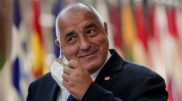 رئيس الوزراء البلغاري بويكو بوريسوف (أرشيف)