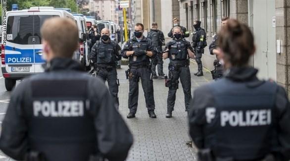 شرطة العاصمة الألمانية برلين (أرشيف)