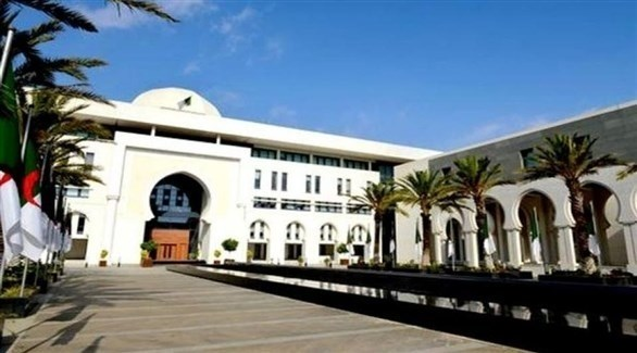 الخارجية الجزائرية (أرشيف)