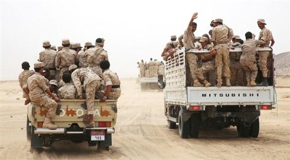 جنود من الجيس الوطني اليمني (أرشيف)