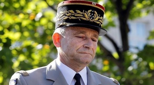 رئيس الأركان الفرنسي السابق الجنرال بيار دوفيليه (أرشيف)
