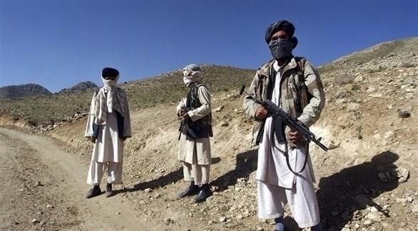 مسلحون من تنظيم القاعدة في أفغانستان (أرشيف)