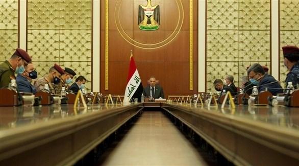 المجلس الوزاري للأمن الوطني العراقي (أرشيف)