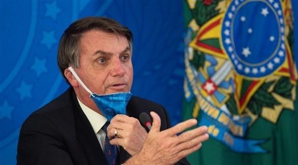الرئيس البرازيلي جايير بولسونارو (أشيف / غيتي)