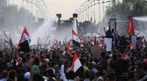 احتجاجات في العراق (أرشيف)