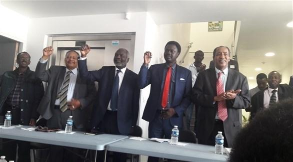 الجبهة الثورية السودانية (أرشيف)