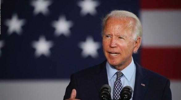 المرشّح الديموقراطي لانتخابات الرئاسة الأمريكية جو بايدن (أرشيف)