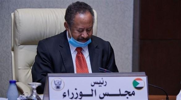 رئيس مجلس الوزراء السوداني عبدالله حمدوك (أرشيف)