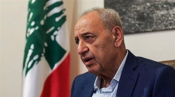 رئيس المجلس النيابي اللبناني نبيه بري (أرشيف)