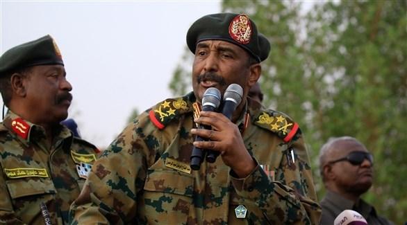 رئيس مجلس السيادة الانتقالي السوداني الفريق الأول عبد الفتاح البرهان (أرشيف)
