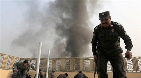 شرطي أفغاني (أرشيف)
