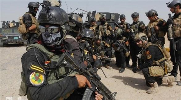 عناصر من قوات مكافحة الإرهاب العراقية (ارشيف)
