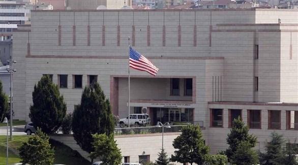 مبنى القنصلية الأمريكية في إسطنبول (أرشيف)
