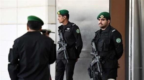 عناصر من الأمن الدبلوماسي السعودي (أرشيف)
