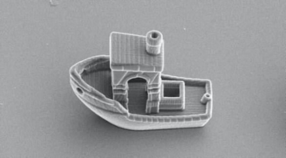 أَصغر قارب في العالم لملاحقة البكتيريا في الجسم (ديلي ميل)