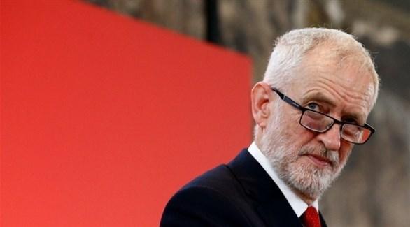 زعيم حزب العمال البريطاني السابق جيرمي كوربين (أرشيف)