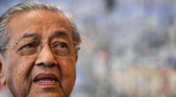 رئيس الوزراء الماليزي السابق مهاتير محمد (أرشيف)